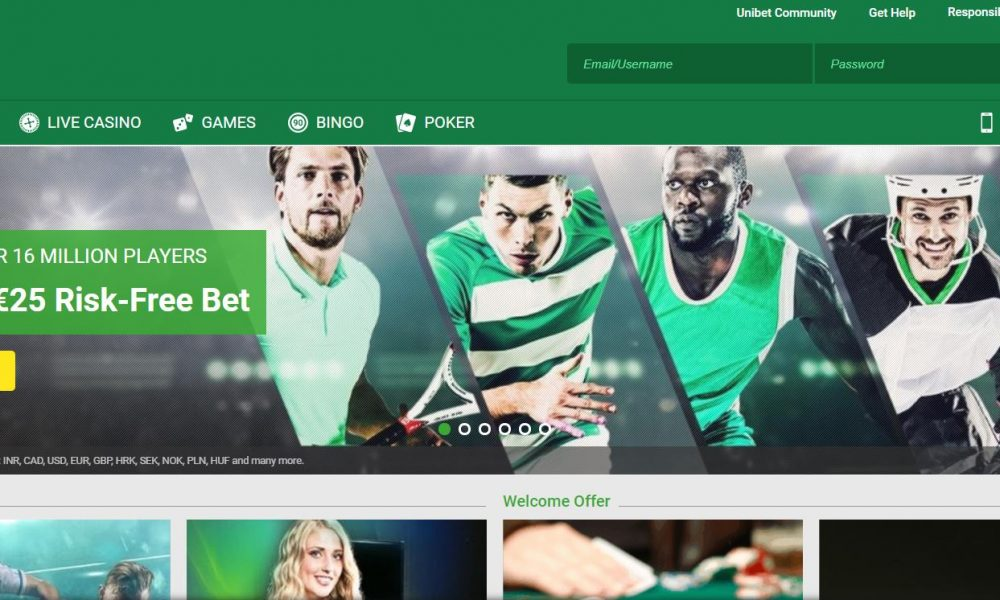 Unibet – Your Best Bet on Sports